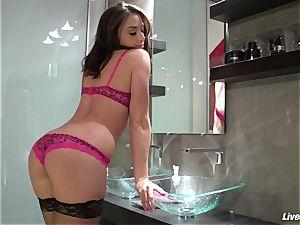 LiveGonzo Chanel Preston stunning stunner nasty for anal invasion