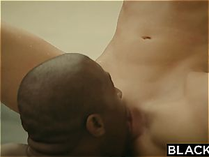 first multiracial for kinky Ally Tate