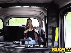 fake taxi slim redhead likes rough orgy