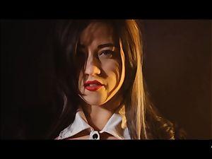 xxx SHADES - horny Tina Kay nailed stiff in three-way