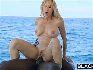 BLACKED Brandi enjoy craves big black cock Vacation