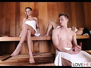 LoveHerFeet - Jessa Rhodes torrid And super-hot sole lovemaking