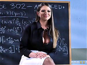 Brooklyn chase tears up her students parents