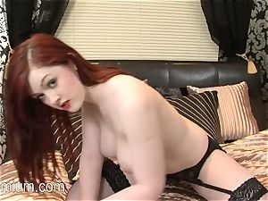 Jaye Rose deletes your memory with her supreme assets.
