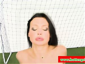 huge-titted portuguese cockslut plumbed in rear entrance