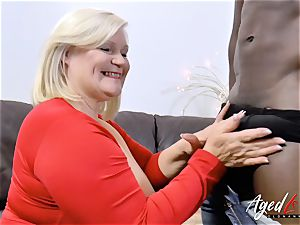 AgedLovE Lacey Starr multiracial hardcore rectal