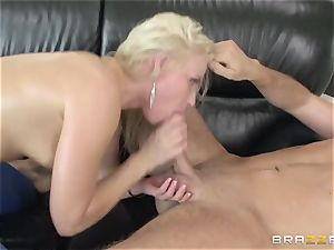 Anikka Albrite - You can shag my large greased arse? Oh please...