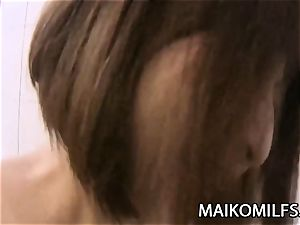 Norie Takahata - handsome JAV mommy bashed And Creamed