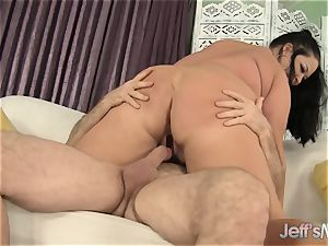mind-blowing mummy Aire Fresco get nailed good
