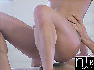 NF chesty - Peta Jensen's quaking ejaculation poke