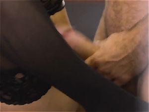 boss Jade Jantzen fellates and nails a meaty dicked employee