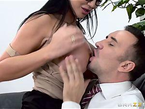penis gasping british honey Jasmine Jae banged in her arse