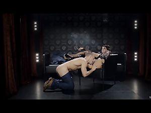xCHIMERA - Hungarian Amirah Adara fetish creampie penetrate