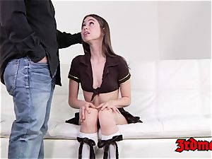 Riley Reid is every man's nubile student pound fantasy