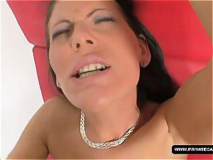 porno casting of european ultra-cutie Lara Sharm