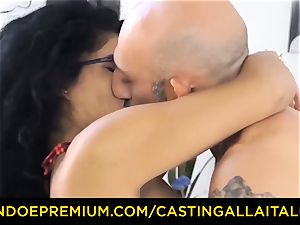 casting ALLA ITALIANA - Romanian nympho bum ravaged